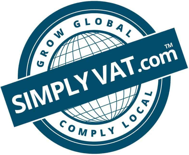 SimplyVAT Logo Ecommerce Nurse Affiliate