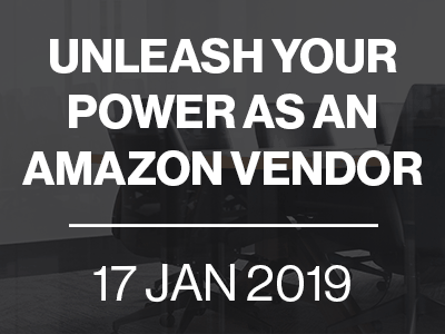 Amazon Vendor Workshop Unleash Your Power