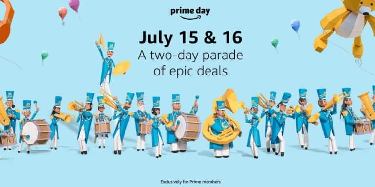 Amazon Prime Day 2019 June 15 & 16