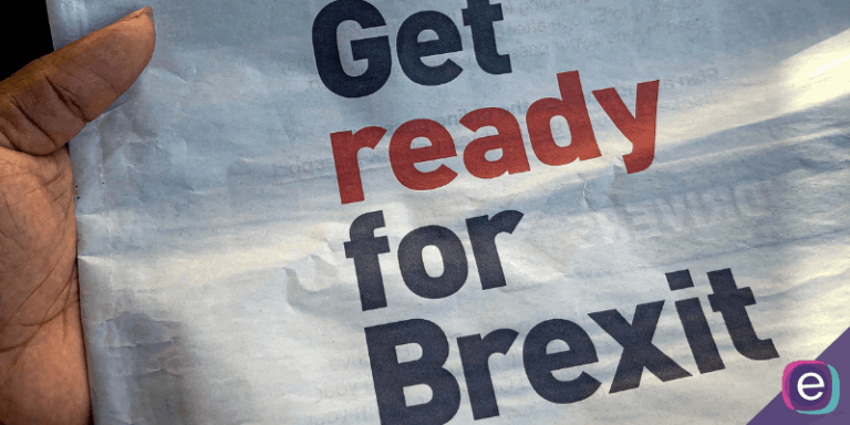Get Ready For Brexit on Amazon