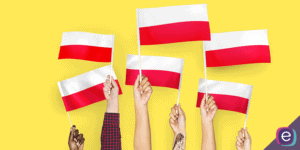 Polish flags for Amazon.pl launch